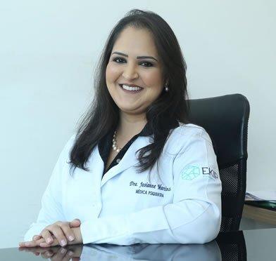Dra. Josianne Martins de Oliveira Psiquiatra brasilia df